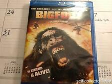 Bigfoot (Blu-ray Disc, 2012)