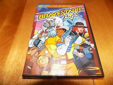 BRAVESTARR Animated TV Series Classic 10 Episodes Tunnel Terror DVD SEALED NEW