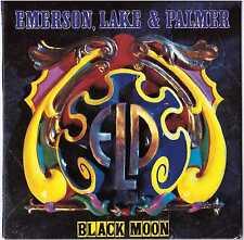 EMERSON, LAKE & PALMER Black Moon CD Single – Promo Copy w/ Single Version