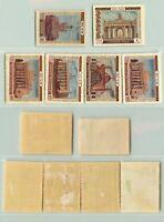 Russia USSR 1954 SC 1729-1734 mint . f8426