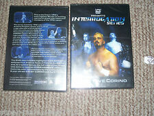 1PW Wrestling Shoot Interview DVD Steve Corino ECW XPW WWF WWE WCW ROH TNA NWA