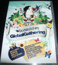 Godskitchen Clobal Gathering (Australia All Region) CD DVD - New Not Sealed