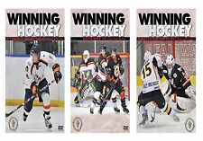 Winning Hockey 3 DVD Set - Free Shipping