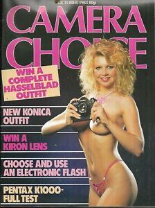 Camera Choice Magazine October 1983
