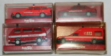 Ambulances miniatures en plastique Herpa
