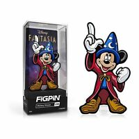 Figpin Disney Fantasia Mickey Mouse Sorcerer Collectible Pin #236 NEW