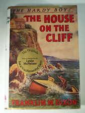 HARDY BOYS Series THE HOUSE ON THE CLIFF Franklin W. Dixon Facsimile Edition #2