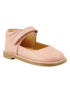 John Lewis Children's Harriet Mary Jane Leather Shoes, Pink, Size UK 2