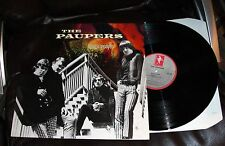 THE PAUPERS Magic People 2-LP UK Demon compilation Ellis Island Cairo Hotel