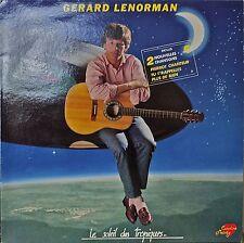 GERARD LENORMAN: Le Soleil des Tropiques-NM1983LP FRENCH IMPORT LYRICS SLEEVE