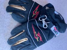 Dragon Fire Gloves- Fire protection gloves, Large