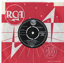 """Elvis Presley - Wild In The Country 7"""" Single 1961"""