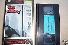 [2816] La legge della camorra (1973) VHS NVP rara