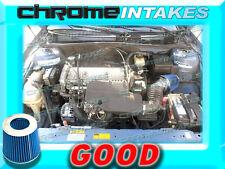 97 98 99 00 01 02-05 GRAND AM//ALERO//MALIBU 3.1L 3.4L V6 AIR INTAKE+K/&N Black Red
