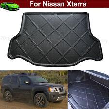 Car Mat Cargo Mat Trunk Liner Tray Floor Mat For Nissan Xterra 2009-2017 2018
