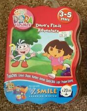 Vtech V. Smile Juegos, Shrek, Dora La Exploradora