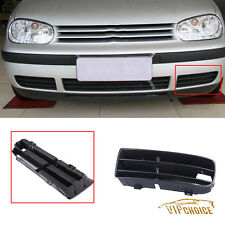 Pair 2PCS Front  Low Bumper Side Grille Cover for VW Volkswagen Golf MK4