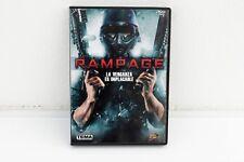 RAMPAGE - DVD DESCATALOGADA