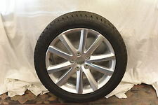 "Genuine VW Passat 2005-2010 17"" Alloy Wheel 3c0601025J with Continental Tyre"