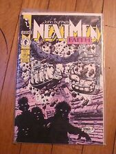 Next Men Faith Part 1 of 4 Dark Horse Comics Legend John Byrne 1993