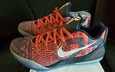 DS Nike KOBE IX 9 EM PREMIUM ELITE PHILIPPINES LASER CRIMSON RED 8.5 MASTERPIECE