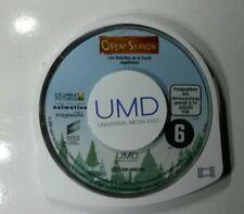 UMD Open Season PSP