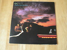GENESIS  AND THEN THERE WERE THREE 1978 ORIGINAL UK Vinyl   CDS 4010 A1 B4