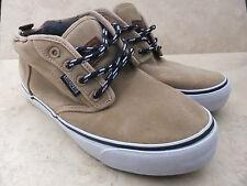 Boys Lambretta  Hi-Top Trainers Casual Shoes Size 4