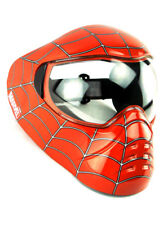 Spider-Man Save Phace Sport Utility Mask SUM2 Face Eye Safety Marvel New In Box