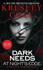 Dark Needs at Night's Edge (Immortals After Dark)-ExLibrary