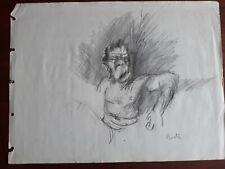 Dessin - Jean Rustin