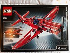 NEW LEGO 9394 TECHNIC Jet Plane or Acrobatic Plane NISB