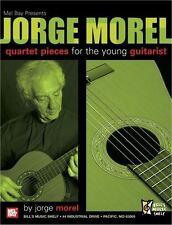Jorge Morel: Cuarteto piezas para los jóvenes Guitarrista