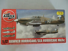 AIRFIX Hawker Hurricane/Sea Hurricane Model Kit