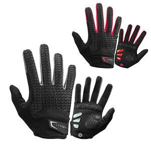 ROCKBROS Fahrrad Handschuhe GEL Pad Winterhandschuhe Gr. M-2XL Touchscreen DHL