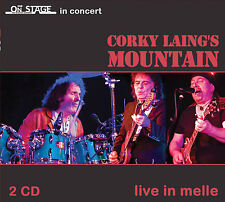 MOUNTAIN New Sealed 2017 UNRELEASED LIVE 2016 GERMANY CONCERT 2 CD SET