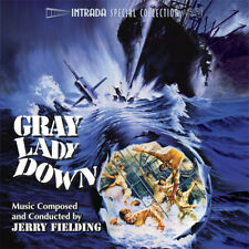 GRAY LADY DOWN Jerry Fielding LIMITED 2000 COPY PRESSING INTRADA COMPLETE SEALED