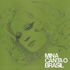 Mina: Canta O Brasil - CD