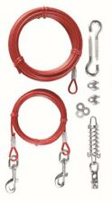 Articles rouges Trixie en métal pour chien