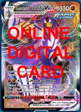 1X Rapid Strike Urshifu Vmax 088/163 Battle Styles Pokemon Online Digital Card