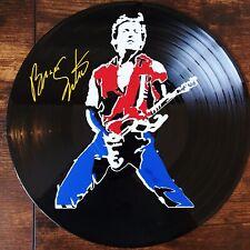 Deko-LP Bruce Springsteen - Wandbild Schallplatte Vinyl Party Musik