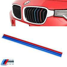 BMW Kidney Grill M Sport Colour Stripes Sticker Decal M3 M5 M6 1 2 3 4 5 Series