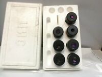 for microscope MBS 10, MBS-9, ogme P2,3 set of eyepieces ZIP