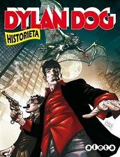 DYLAN DOG. HISTORIETA