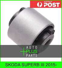 Fits SKODA SUPERB III 2015- - Rubber Suspension Bush For Rear Rod