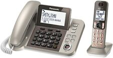 KX-TGF350N Corded/Cordless Phone and Answering Machine with 1 Cordless Handset