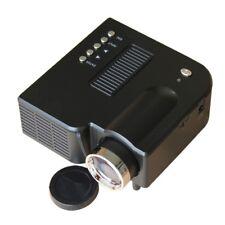 VIDEOPROIETTORE PORTATILE LED PROIETTORE MINI  PC HOME CINEMA VGA USB SD AV HDMI