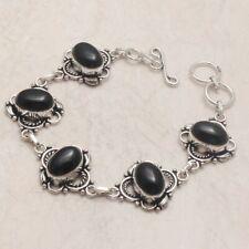 Bracelet 21 Gms Ab 24069 Black Onyx Ethnic Jewelry Handmade