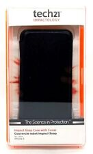 Genuine Tech21 D30 Impact Snap Shockproof Case Cover For iPhone 5s 5 SE Black