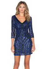 PARKER GLENDA GAMMA EMBELLISHED DRESS SIZE SMALL NWT WITH DEFECTS